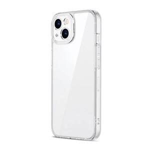 Купить Силиконовый прозрачный чехол ESR Ice Shield Series 9H Tempered Glass Back Cover Clear для iPhone 13