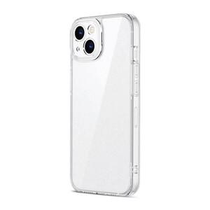 Купить Силиконовый прозрачный чехол ESR Ice Shield Series 9H Tempered Glass Back Matte Clear для iPhone 13 mini