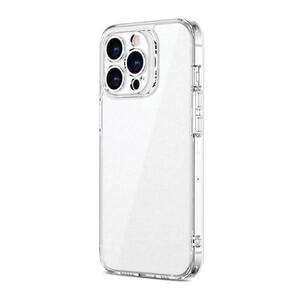Купить Силиконовый прозрачный чехол ESR Ice Shield Series 9H Tempered Glass Back Matte Clear для iPhone 13 Pro