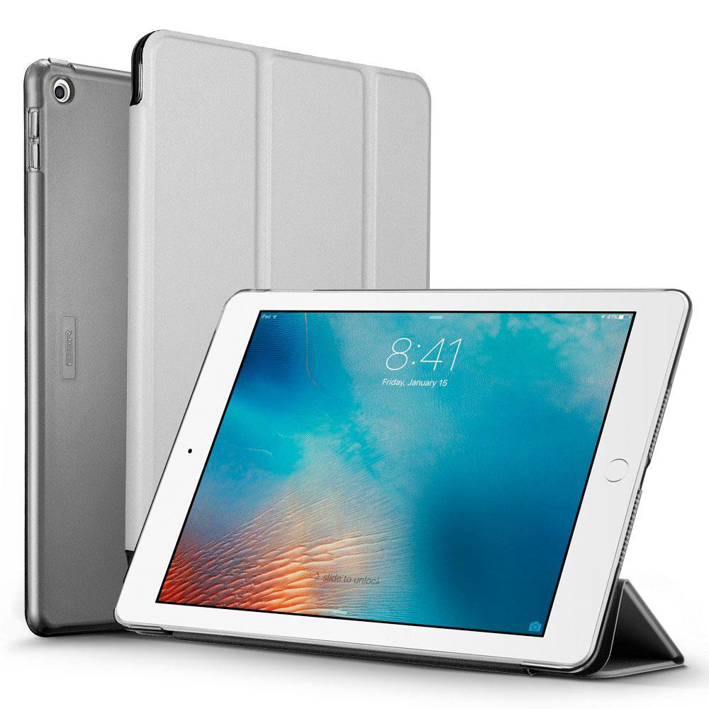 """Купить Кожаный чехол ESR Yippee Color Grey для iPad 9.7"""" (2017   2018)"""