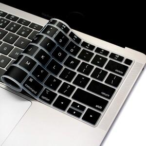 Купить Защитная накладка на клавиатуру ESR Keyboard Cover Black для Macbook Air 13″ 2018 | 2019