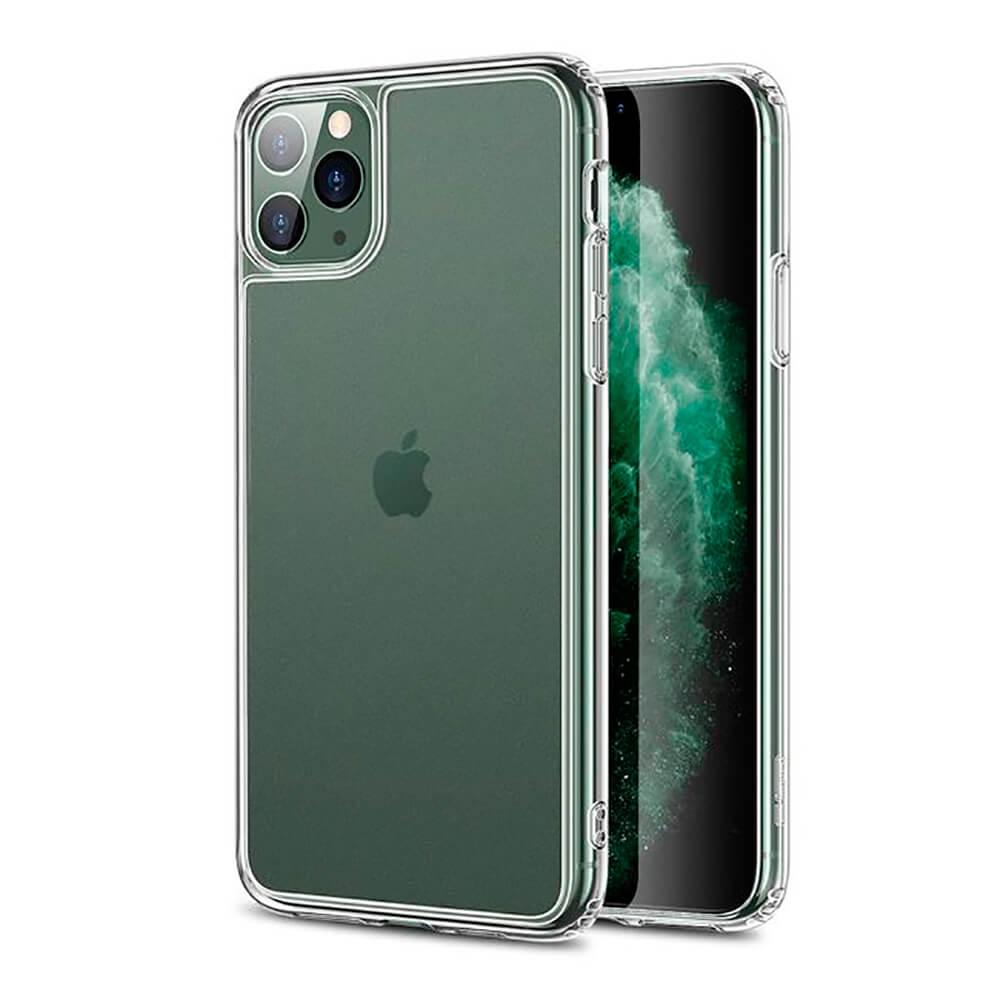 Купить Стеклянный чехол ESR Matte Tempered Glass Clear для iPhone 11 Pro Max