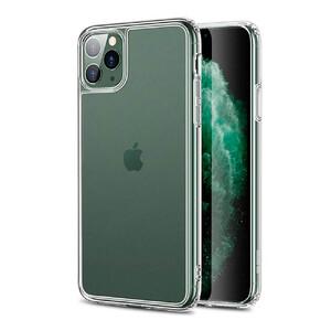 Купить Стеклянный чехол ESR Matte Tempered Glass Clear iPhone 11 Pro Max