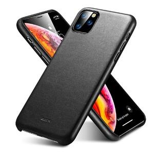 Купить Кожаный чехол ESR Metro Leather Black для iPhone 11 Pro