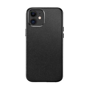 Купить Черный кожаный чехол ESR Metro Leather Black для iPhone 12 mini