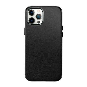 Купить Черный кожаный чехол ESR Metro Leather Black для iPhone 12 Pro Max