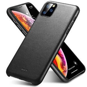 Купить  Кожаный чехол ESR Metro Leather Black для iPhone 11 Pro Max