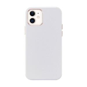 Купить Белый кожаный чехол ESR Metro Leather White для iPhone 12 mini