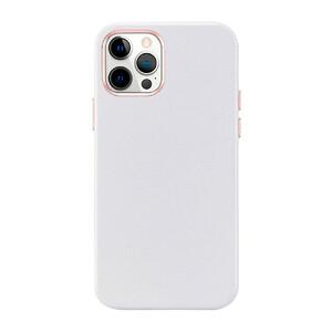 Купить Белый кожаный чехол ESR Metro Leather White для iPhone 12 Pro Max