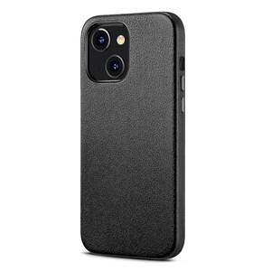 Купить Черный кожаный чехол MagSafe ESR Metro Leather with HaloLock Black для iPhone 13