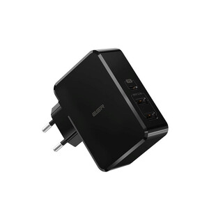 Купить Быстрое зарядное устройство ESR Type C PD + 2 USB для iPhone/iPad/MacBook