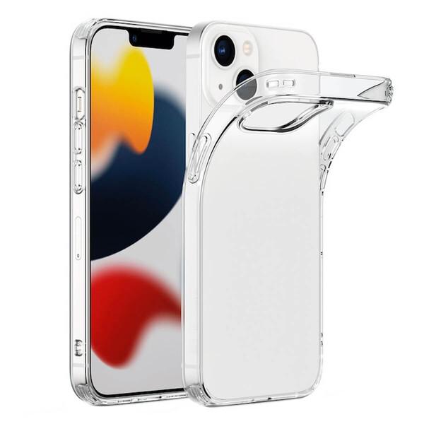 Прозрачный силиконовый чехол ESR Project Zero Case Clear для iPhone 13
