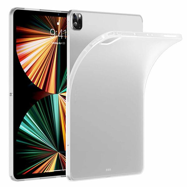 """Прозрачный силиконовый чехол ESR Project Zero Slim Soft для iPad Pro 11"""" M1 (2021)"""