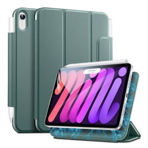 Купить Магнитный чехол-книжка ESR Rebound Magnetic with Clasp Cactus для iPad mini 6 (2021)