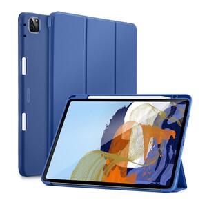 """Купить Чехол-книжка с держателем для Apple Pencil ESR Rebound Pencil Navy Blue для iPad Pro 11"""" M1 (2021)"""