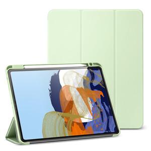 """Купить Чехол-книжка с держателем для Apple Pencil ESR Rebound Pencil Mint Green для iPad Pro 12.9"""" M1 (2021)"""