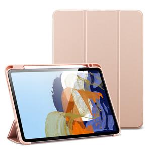 """Купить Чехол-книжка с держателем для Apple Pencil ESR Rebound Pencil Rose Gold для iPad Pro 11"""" M1 (2021)"""