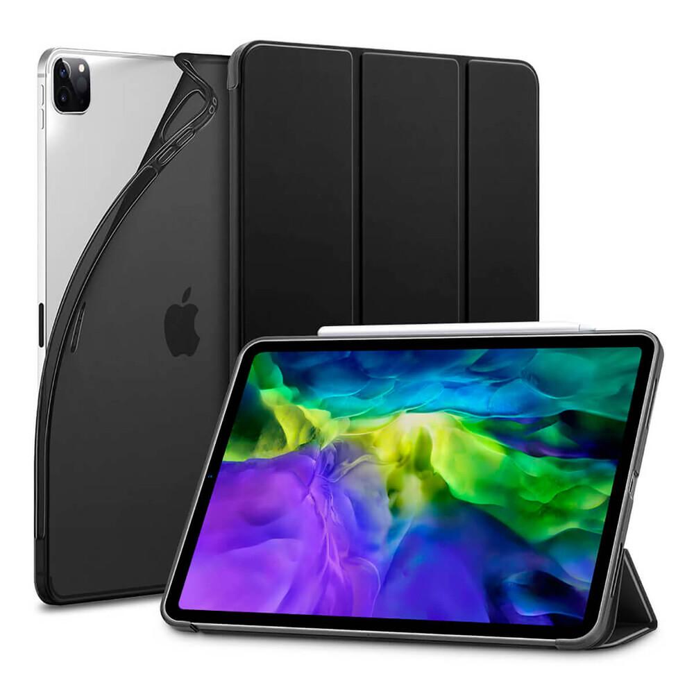 """Купить Чехол-книжка ESR Rebound Slim Jelly Black для iPad Pro 11"""" (2020)"""