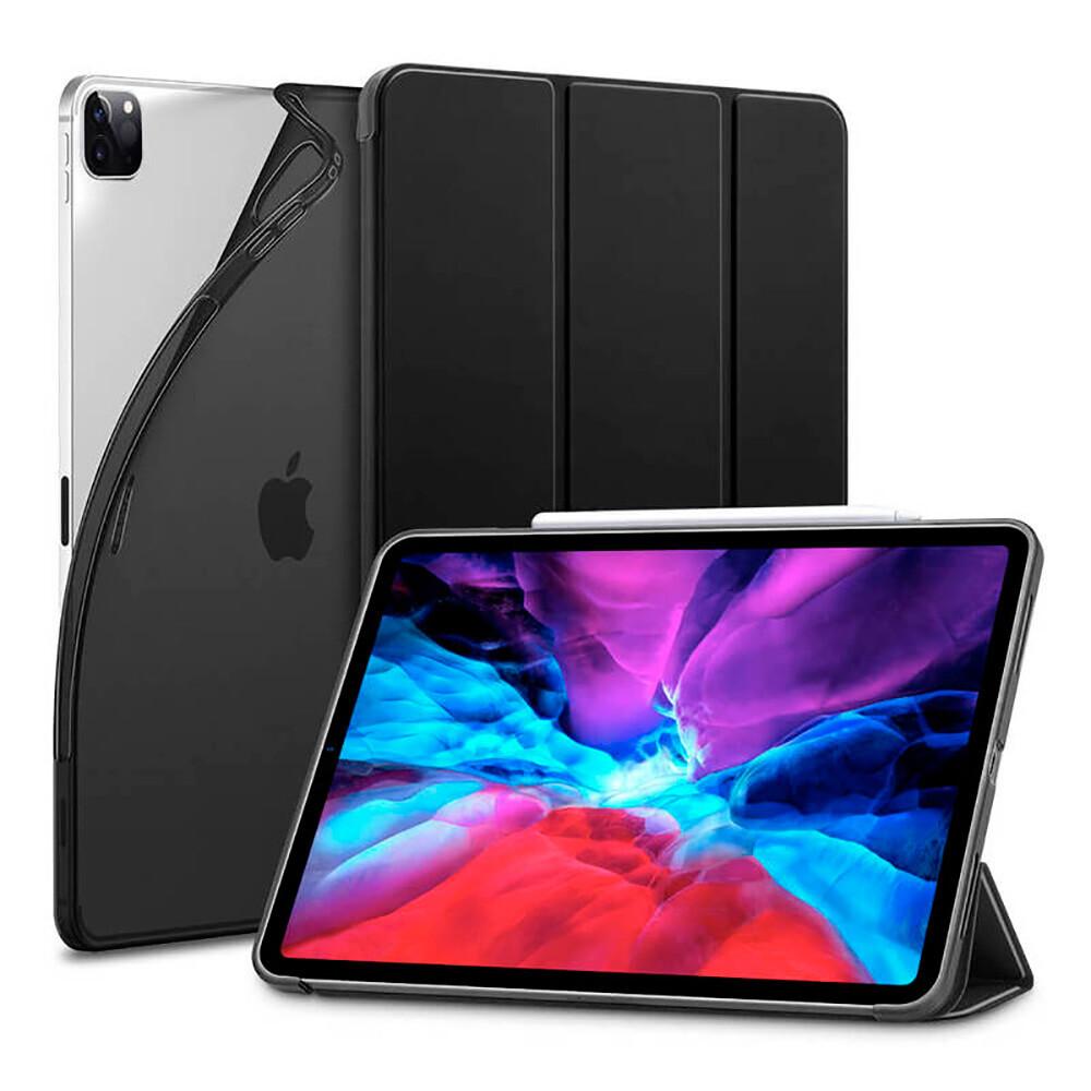 """Чехол-книжка ESR Rebound Slim Jelly Black для iPad Pro 12.9"""" (2020)"""