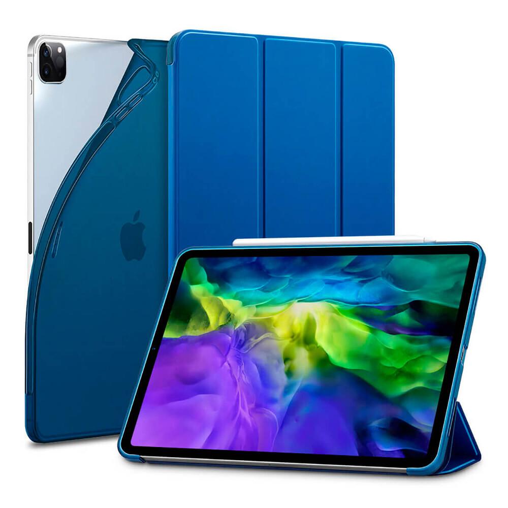 """Купить Чехол-книжка ESR Rebound Slim Navy Blue для iPad Pro 11"""" (2020)"""
