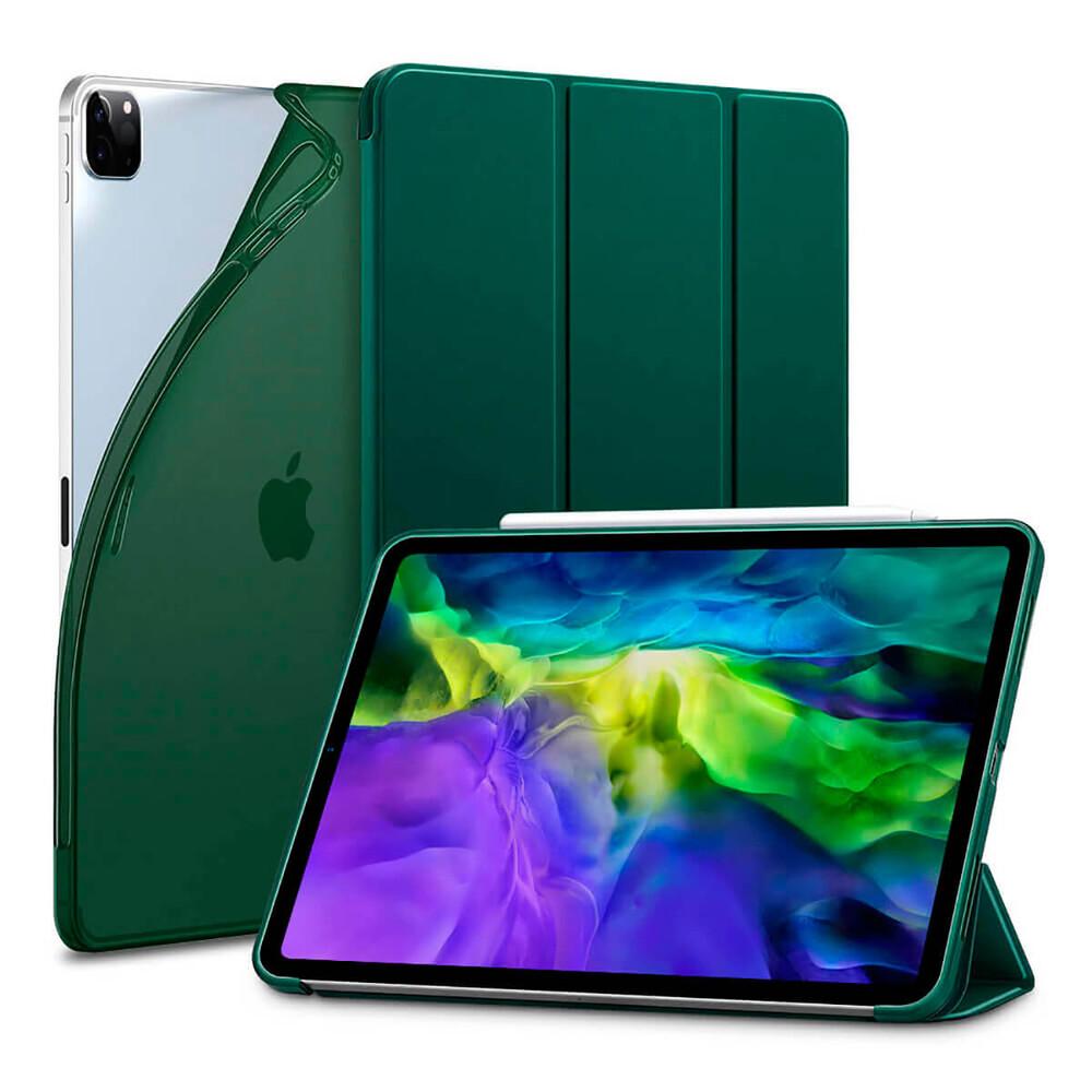 """Чехол-книжка ESR Rebound Slim Pine Green для iPad Pro 11"""" (2020)"""