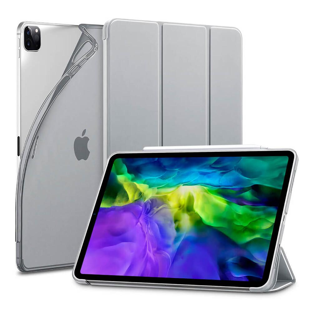 """Купить Чехол-книжка ESR Rebound Slim Silver Gray для iPad Pro 11"""" (2020)"""