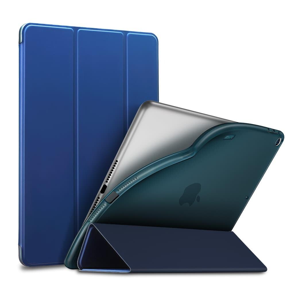 Силиконовый чехол-книжка ESR Rebound Slim Smart Case Navy Blue для iPad mini 5 (2019)