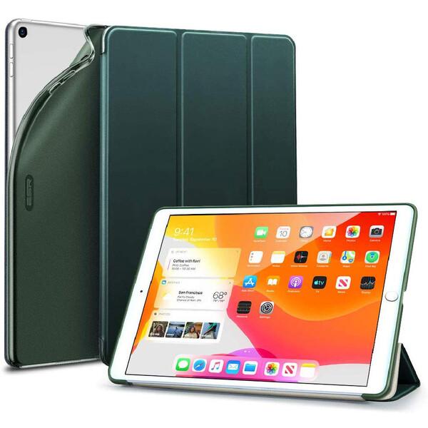 "Чехол-подставка ESR Rebound Slim Smart Case Green для iPad 8 | 7 10.2"" (2020 | 2019)"