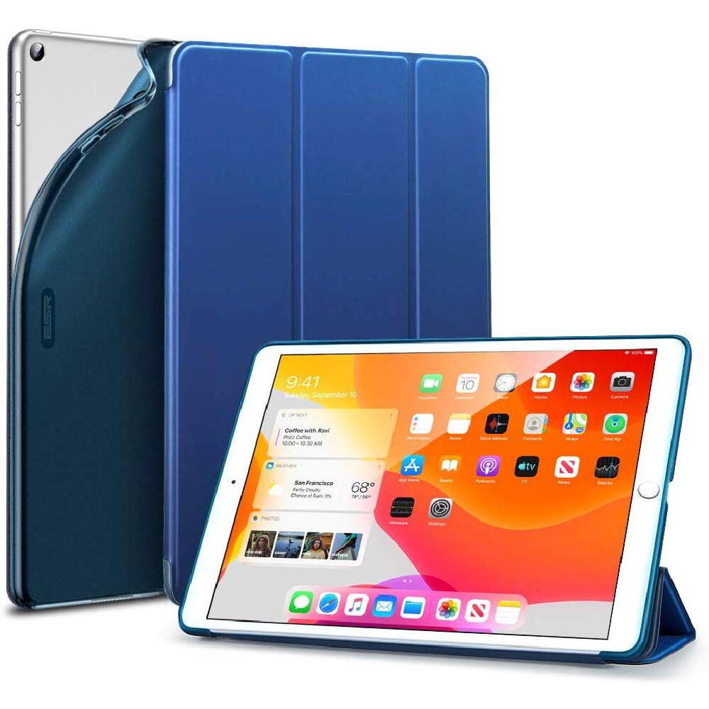 "Чехол-подставка ESR Rebound Slim Smart Case Navy Blue для iPad 8   7 10.2"" (2020   2019)"