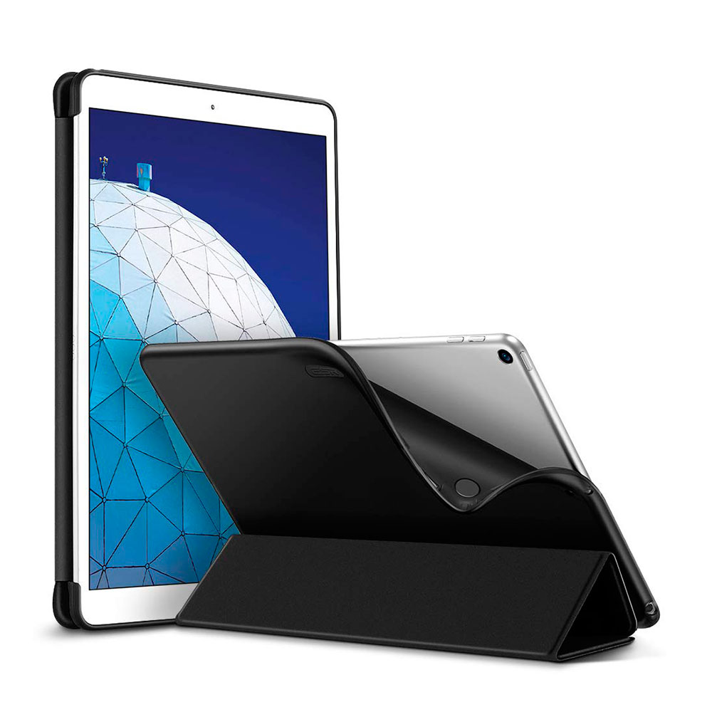 "Купить Чехол-книжка ESR Rebound Slim Smart Case Black для iPad Air 3 (2019) | Pro 10.5"""