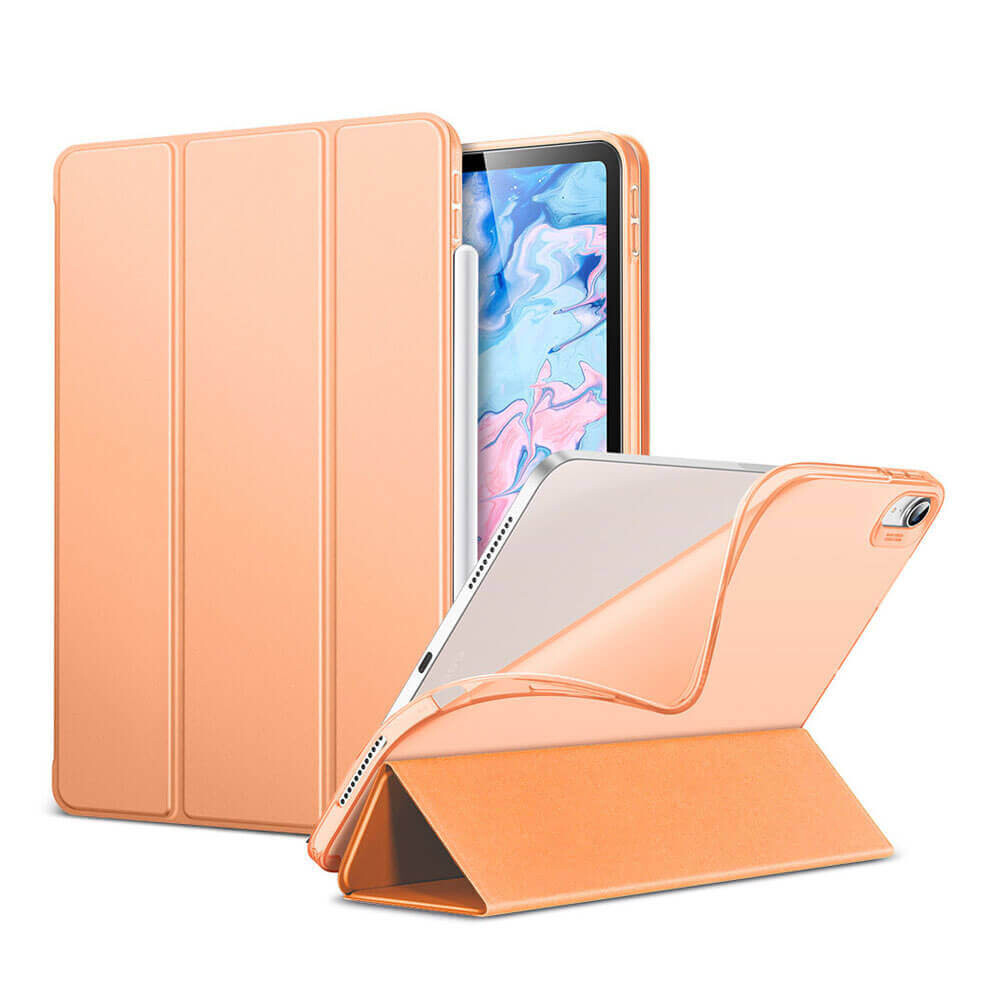 Чехол-книжка ESR Rebound Slim Smart Case Papaya для iPad Air 4 (2020)