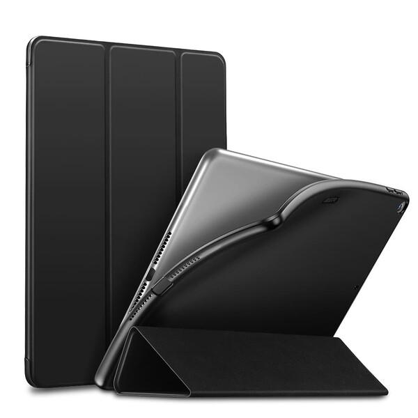 Силиконовый чехол-книжка ESR Rebound Slim Smart Case Black для iPad mini 5 (2019)
