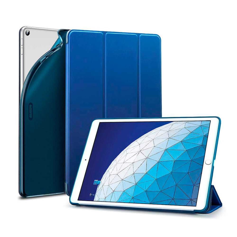 "Чехол-книжка ESR Rebound Slim Smart Case Navy Blue для iPad Air 3 (2019) | Pro 10.5"""