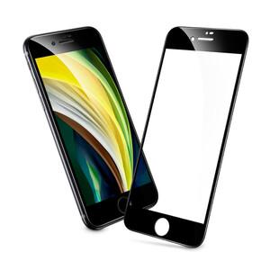 Купить Защитное стекло ESR Screen Shield 3D Black для iPhone 7 | 8 | SE 2 (2020)