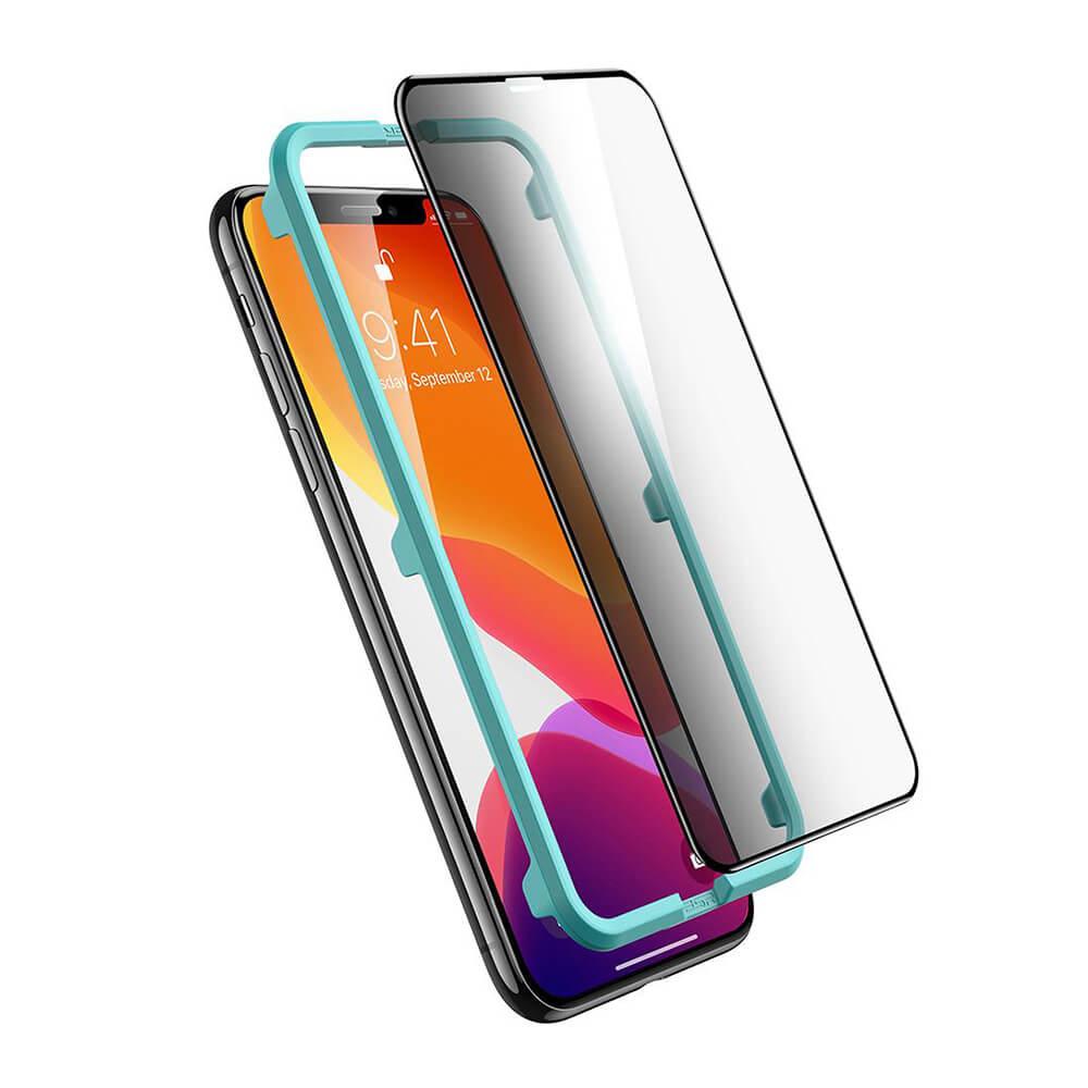 Купить Защитное стекло антишпион ESR Screen Shield 3D Privacy для iPhone 11 Pro | XS | X (1 шт.)