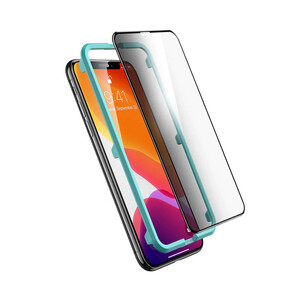Купить Защитное стекло антишпион ESR Screen Shield 3D Privacy для iPhone 11 | XR (1 шт.)
