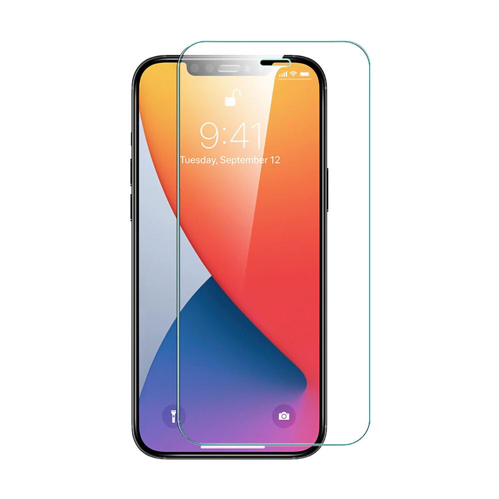 Защитное стекло ESR Screen Shield Clear для iPhone 12 Pro Max (2шт.)