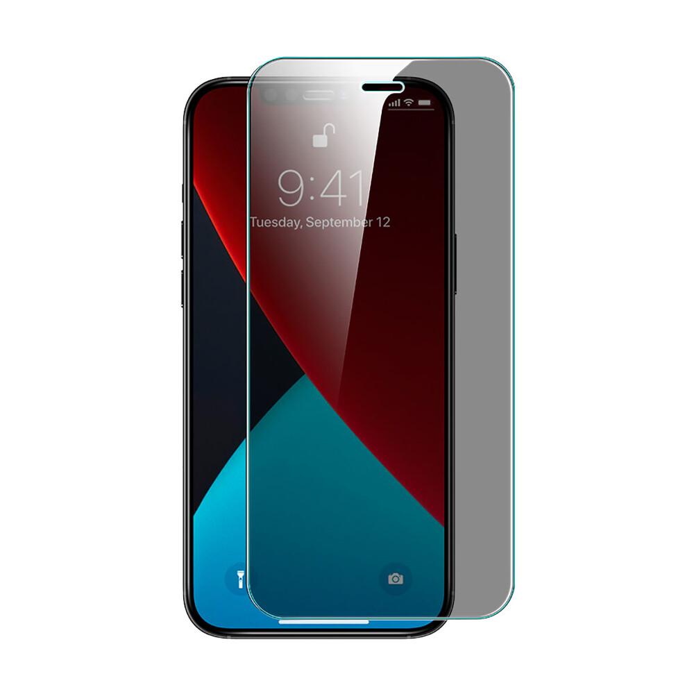 Защитное стекло антишпион ESR Screen Shield 3D Privacy для iPhone 12   12 Pro (2шт.)