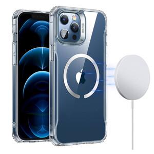 Купить Противоударный чехол ESR Sidekick Hybrid HaloLock Clear для iPhone 12 | 12 Pro