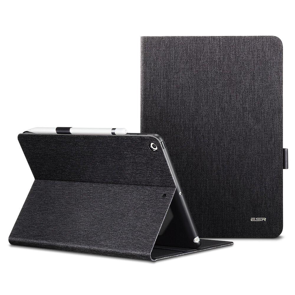 Кожаный чехол ESR Simplicity Premium Folio Black для iPad mini 4