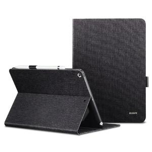 Купить Кожаный чехол ESR Simplicity Premium Folio Black для iPad mini 4