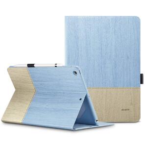 Купить Кожаный чехол ESR Simplicity Premium Folio Sky Blue для iPad mini 4