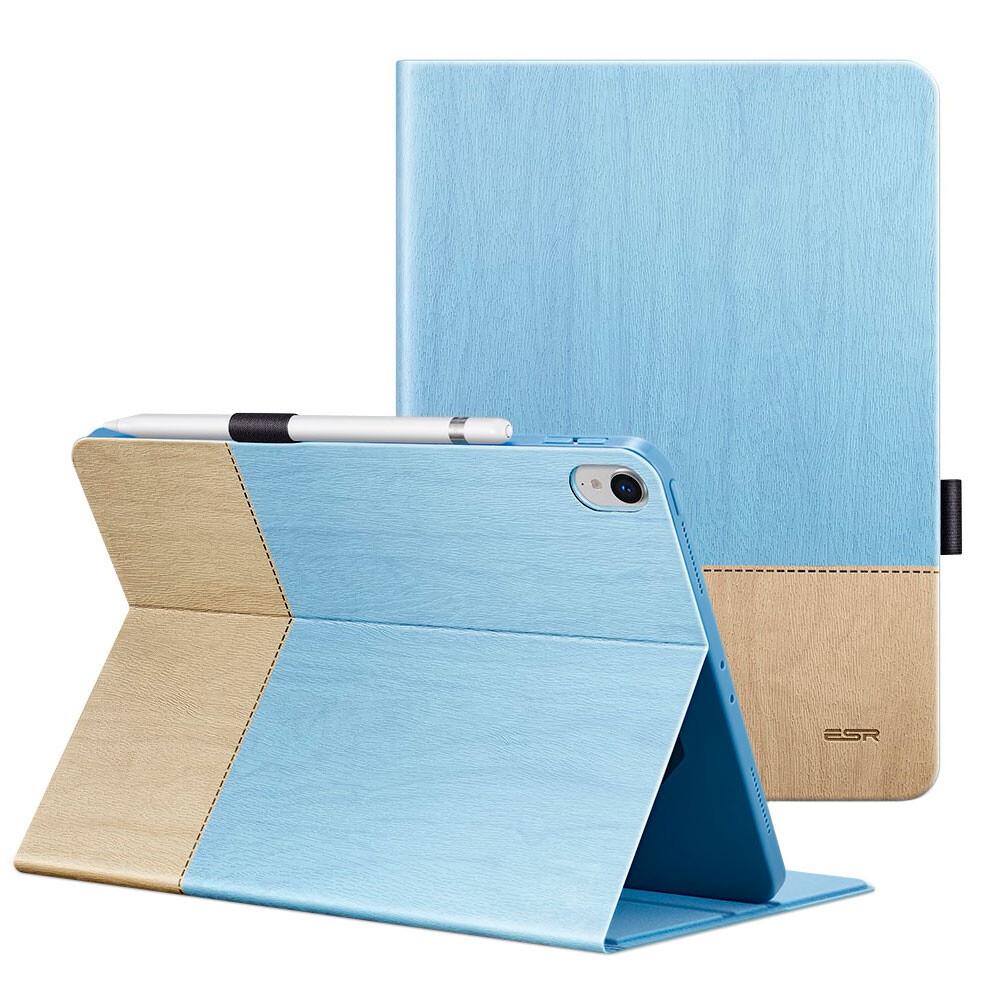 """Чехол с держателем для Apple Pencil ESR Simplicity Premium Folio Sky для iPad Pro 11"""""""