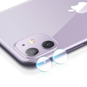 Купить Защитное стекло на камеру ESR Tempered Glass Film для iPhone 11 (2 Pack)