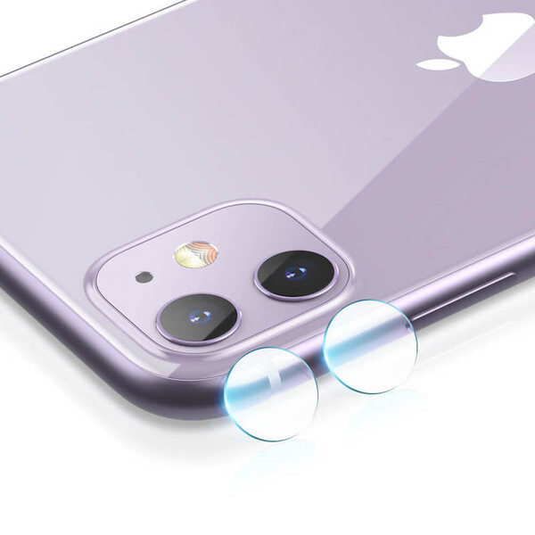 Защитное стекло на камеру ESR Tempered Glass Film для iPhone 11 (2 Pack)