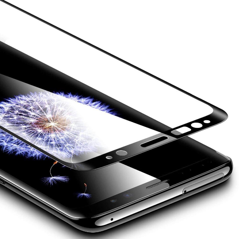 Защитное стекло ESR Tempered Glass Full Coverage Screen Protector Black для Samsung Galaxy S9 Plus