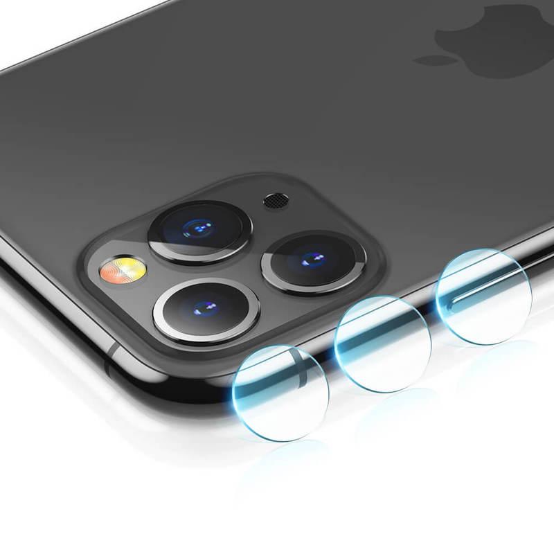 Купить Защитное стекло на камеру iPhone 11 Pro | 11 Pro Max ESR Tempered Glass Film (2 Pack)