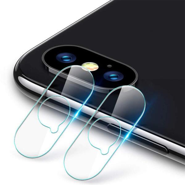 Защитное стекло на камеру ESR Tempered-Glass Clear для iPhone XS | XS Max
