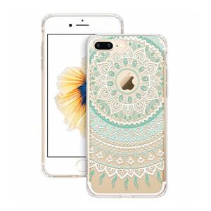 Купить Чехол с узорами ESR Totem Series Mint Mandala для iPhone 7 Plus