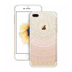 Купить Чехол с узорами ESR Totem Series Pink Manjusaka для iPhone 7 Plus